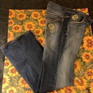 🌻EUC No Boundaries jeans size 5 🌻